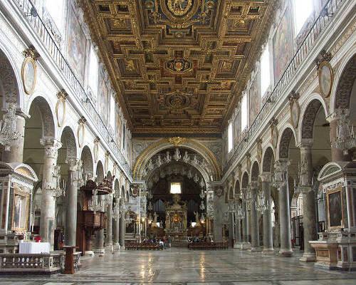 Basilica di Santa Maria in Aracoeli al Campidoglio