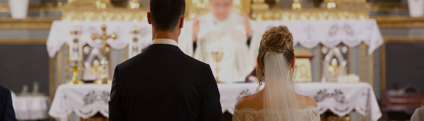 Celebrazione matrimonio in Chiesa